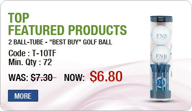 Two-Ball  Golf Tube