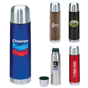 16.5 Oz. Basics Stainless Steel Thermos