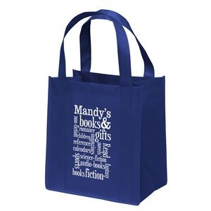 Little Thunder® Thunder Tote Bag (Screen Print)