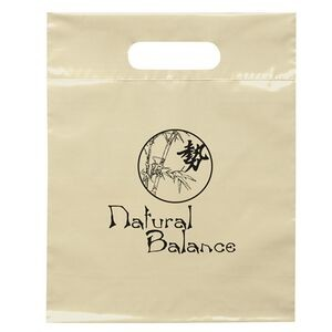 "Die Cut Handle Bag (9½""x12)"
